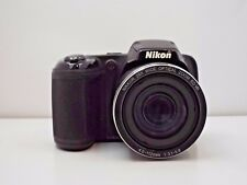 New Open-Box Nikon Coolpix L340 20.2MP Digital Camera - Black - Retail $220