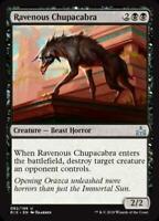 4x Ravenous Chupacabra - MTG Rivals of Ixalan - Mint/NM Pack Fresh