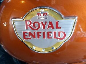 Royal Enfield Fuel Tank Badge Set For 650 Interceptor (LH & RH)