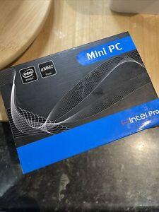 Mini PC Wintel Pro Box 64-bit - 32 GB - 2 GB RAM Intel HD