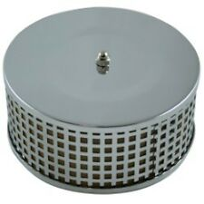 """HOLLEY CARB MARINE FLAME ARRESTOR 5-1/8"""" AIR FILTER . A MUST FOR MARINE CARBS"""
