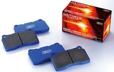 ENDLESS Brake Pads MX72 PLUS set of F&R for TOYOTA 86 SUBARU BRZ GT/GT limited