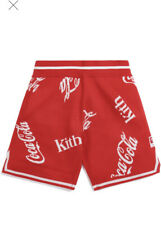 Kith X Coca Cola X Michell & Ness Coke Logo Size Xsmall