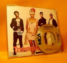 """MAXI CASE 3"""" MINI CD Transvision Vamp I Want Your Love 3TR 1988 Pop Rock"""