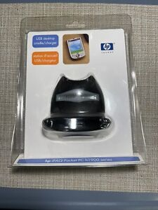 HP IPAC Pocket PC h1900 series USB desktop charger SN TWC5290836 New in Box