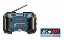 Bosch Professional GPB 12V-10 Akku-Baustellenradio Steckernetzteil Pufferbatteri