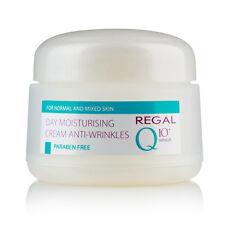 REGAL Q10 PROTECTIVE ANTI WRINKLE MOISTURISING DAY CREAM mixed skin 0% PARABEN