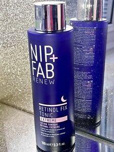 Nip + Fab Renew Retinol Fix Tonic Extreme 100ml New