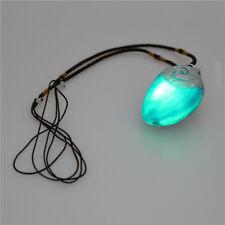 Collier Moana Princesse Vaiana Bijoux Pendentif Bleu LED (Cadeaux Noel)