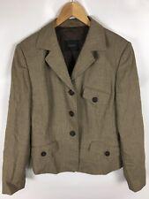 ROSNER Blazer, mehrfarbig braun, Größe 42, Baumwolle