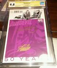 Daredevil #1.50 (1970's variant) CGC SS 9.8 signed by Frank Miller & Stan Lee