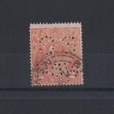 1920/1 Australia KG V SG 071 2d Single Wmk Orange OS NSW used