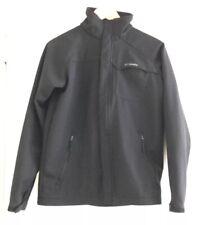 Columbia XCO Softshell Jacket With Fleece Lining Youth 18/20 Black