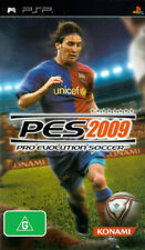 Pro Evolution Soccer 2009 PSP Game USED