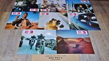 MAD MAX 2  ! jeu 8 photos cinema lobby cards
