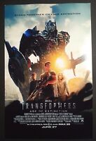 "MARK WAHLBERG Authentic Hand-Signed ""TRANSFORMERS 4"" 11x17 Photo (PROOF)"