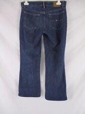 Tommy Hilfiger Jeans Womens Boot Cut Size 6 Blue Denim CB67H