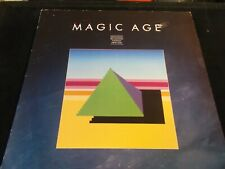 MAGIC AGE,MEDITATION,RELAXATION,NEW AGE,LP ON ERDENKLANG IRS 942161,1986