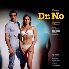 Dr No ORIGINAL MOVIE SOUNDTRACK (950615) 180g LIMITED New Red Colored Vinyl LP