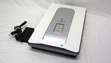 EUC HP ScanJet G4010 Photo Flatbed Scanner | 4800x9600, 6 Color 96 Bit