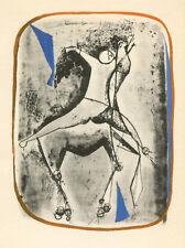 """Marino Marini """"Cavalier et cheval"""""""