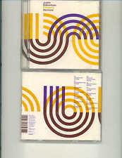 JUSTIN ROBERTSON - PRESENTS REVTONE - 2007 UK  CD ALBUM