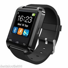 Bluetooth Smart Watch Wrist Watch Phone with Camera Touch Screen for Android IOS