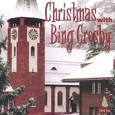 Christmas with Bing Crosby CD New Sealed 2001 White Christmas Silent Night