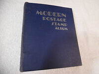 Modern Postage Stamp Album 1216 Stamps Many Rare Many Unused 50-1A