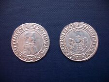 More details for scotland. james vi thirty pence 1601. please read description.