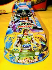 NHRA JOHN FORCE 1:24 Diecast COMIC BOOK Funny Car NITRO 2012 Drag Racing RARE