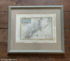 1708+Map+of+New+England+by+H.+Moll