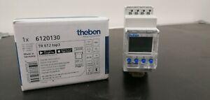 THEBEN TR612 top3 (top 2) digitale Zeitschaltuhr, 2 Kanäle, NEU&OVP