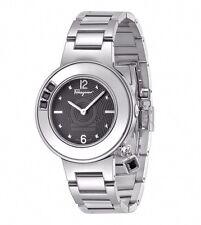 Ferragamo Women's F64SBQ99909 S099 Gancino Sparkling Swiss Quartz Gems Watch