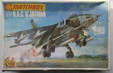 MATCHBOX B.A.C. S Jaguar Model Kit # PK-102 1/72 Scale