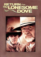 Return to Lonesome Dove (Larry McMurtry's) (2 Disc) DVD NEW