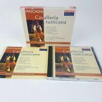 Mascagni: Cavalleria Rusticana CD (1998) CHANDOS OPERA Dennis O'Neill Miricioiu