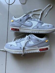 Nike Dunk Low Off White Lot 08