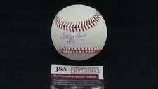 Bobby Cox ATL BRAVES Signed Autograph Official MLB Baseball W/HOF 14 - JSA WPP