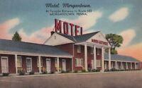 Postcard Motel Morgantown Morgantown PA