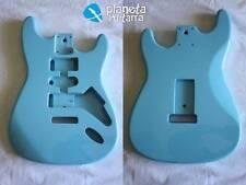 Cuerpo guitarra fresno Guitarra Strat azul - Ash Blue Body Strat Guitar