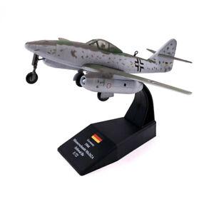Wltk German Luftwaffe Messerschmitt Me 262 Schwalbe Fighter 1/72 Diecast Model