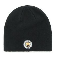 37dfabb537d10 Official Football Club Manchester City Beanie Navy Hat Crested FREE (UK) ...