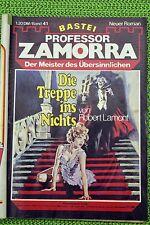 Professor Zamorra Nr. 41, Erstdruck, Die Treppe ins Nichts, Zustand: 3