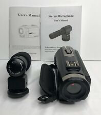 DVC Digital Video Camera Full HD High Definition 24 Mega Pixels