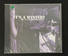 It's a Mystery by Mr G and the Mystery Band AUDIO CD 10 Tracks NEW SEALED