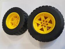 Lego Technic Wheel - (15038 / 92912, 15038c03) x 2