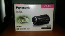 Panasonic HC-V130K Full HD 75X Camcorder