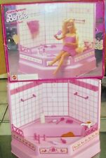 Vintage Mattel Barbie Beauty Bath Set 1987 - Sweet Roses only missing few