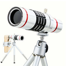 Telescope Telephoto18x Zoom Camera Lens Kit for Mobile Iphone Samsung Universal